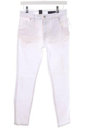 "Marc O'Polo Skinny Jeans ""Skive"" weiß"