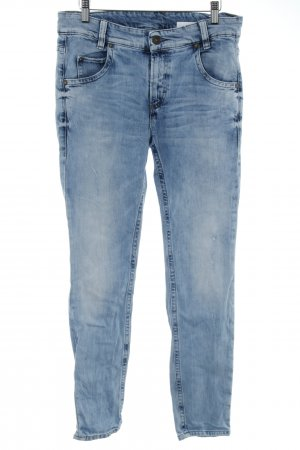 Marc O'Polo Skinny Jeans stahlblau Casual-Look