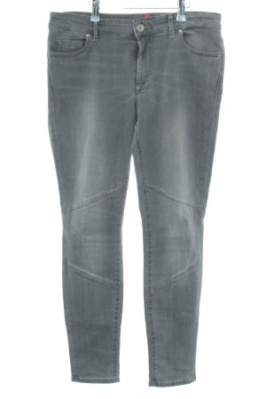 Marc O'Polo Jeans slim gris clair style décontracté