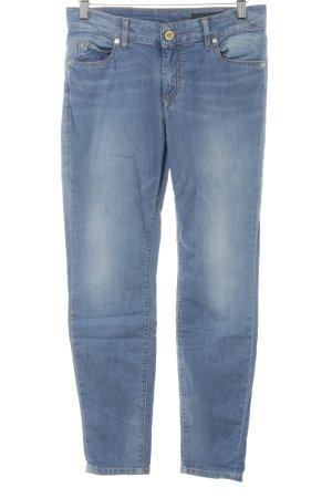 "Marc O'Polo Slim Jeans ""Alby Slim"" kornblumenblau"