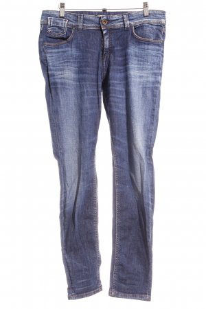 Marc O'Polo Slim Jeans blau Casual-Look