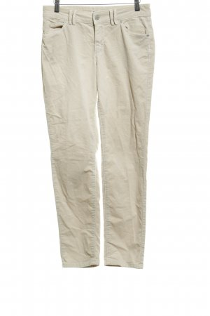Marc O'Polo Slim Jeans creme Casual-Look