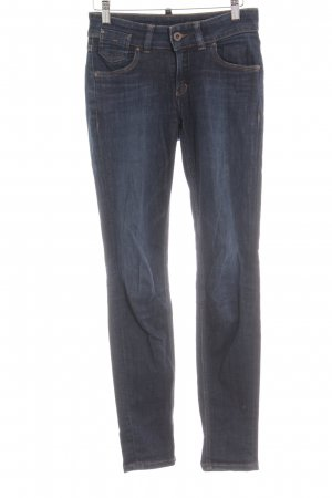 Marc O'Polo Slim Jeans dunkelblau Casual-Look