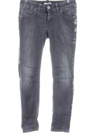 Marc O'Polo Slim Jeans dunkelgrau Casual-Look