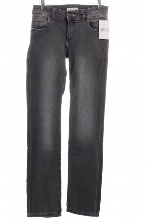Marc O'Polo Slim Jeans grau Casual-Look