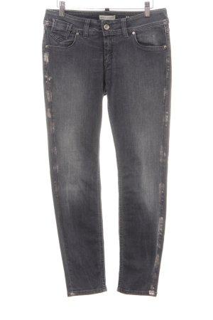 Marc O'Polo Jeans slim gris ardoise Aspect métallique