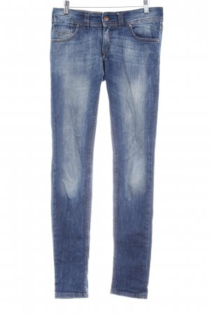 Marc O'Polo Slim Jeans graublau-stahlblau Casual-Look