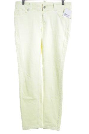 Marc O'Polo Slim Jeans hellgelb schlichter Stil