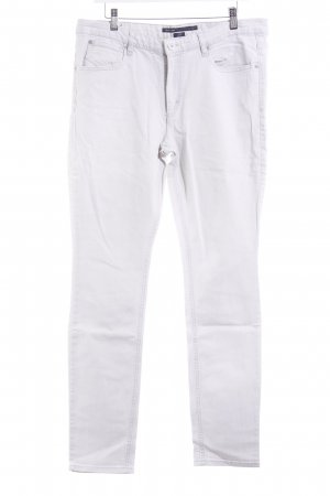 Marc O'Polo Slim Jeans hellgrau Casual-Look