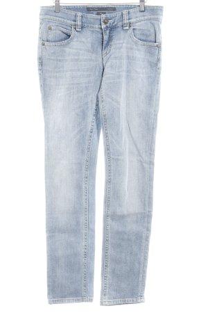 Marc O'Polo Slim Jeans himmelblau-graublau Casual-Look