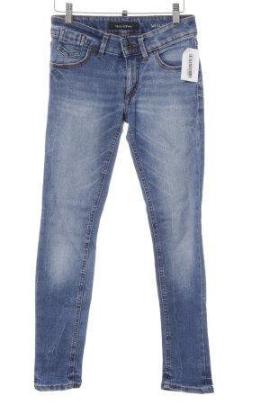 Marc O'Polo Slim Jeans kornblumenblau Jeans-Optik