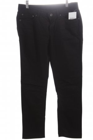 Marc O'Polo Slim Jeans schwarz Casual-Look