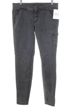 Marc O'Polo Slim Jeans schwarz Street-Fashion-Look