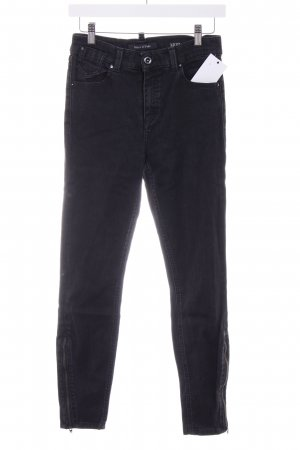 "Marc O'Polo Slim Jeans ""Skara High Zip"" anthrazit"