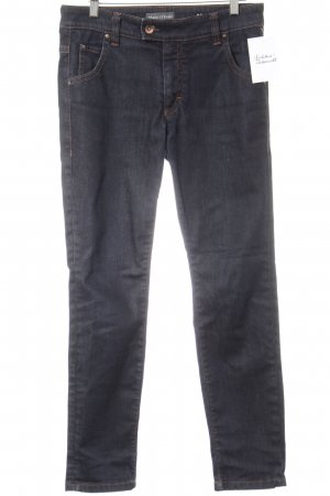 "Marc O'Polo Slim jeans ""Skive"" donkerblauw"