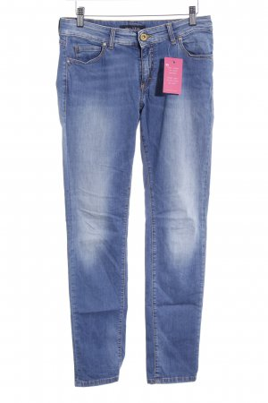 Marc O'Polo Slim Jeans stahlblau-blau Casual-Look