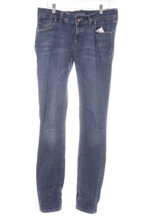 Marc O'Polo Slim Jeans stahlblau klassischer Stil