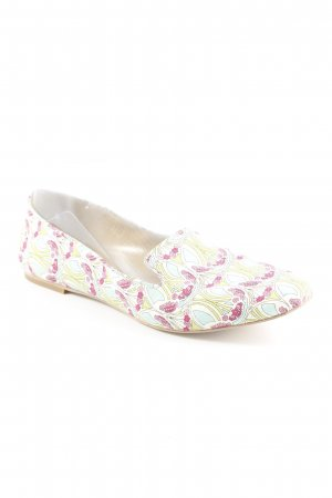 Marc O'Polo Slippers floral pattern casual look