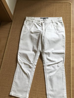 Marc O'Polo Wortel jeans wit