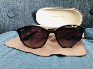 Marc O'Polo Round Sunglasses black