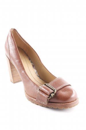 Marc O'Polo Spangen-Pumps cognac Country-Look