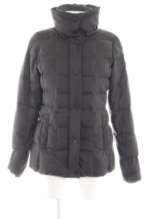 Marc O'Polo Quilted Jacket light grey quilting pattern casual look