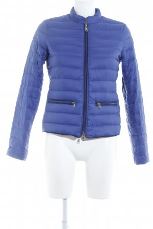Marc O'Polo Steppjacke blau Casual-Look