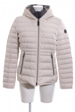 Marc O'Polo Steppjacke creme-grau Casual-Look