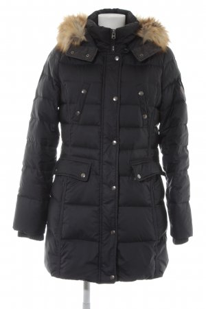 Marc O'Polo Quilted Jacket dark blue casual look