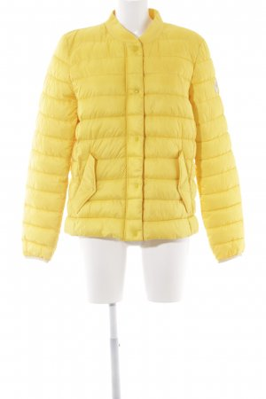 Marc O'Polo Steppjacke gelb Steppmuster Urban-Look