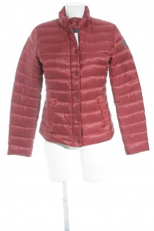 Marc O'Polo Steppjacke rot Casual-Look