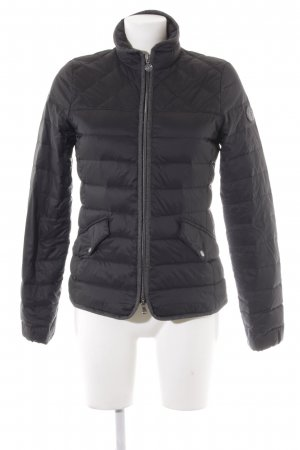 Marc O'Polo Quilted Jacket black-grey casual look