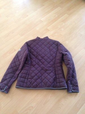 Marc O'Polo Quilted Jacket blackberry-red polyester