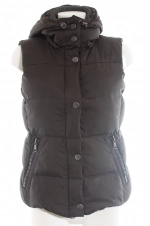 Marc O'Polo Quilted Gilet bronze-colored casual look