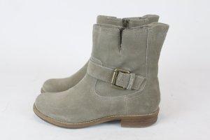 Marc O'Polo Stiefelette Ankle Boots Gr. 36 NEU Wildleder (E/MF/SC)