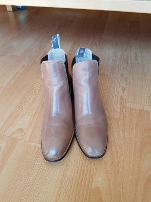 Marc O'Polo Stiefelette in hellbraun/taupe