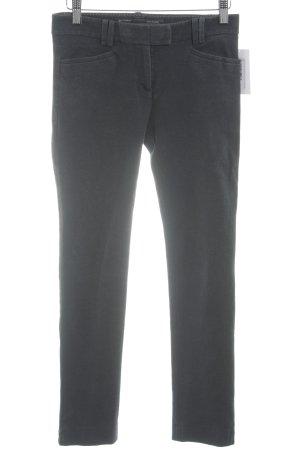 Marc O'Polo Pantalone jersey antracite stile semplice