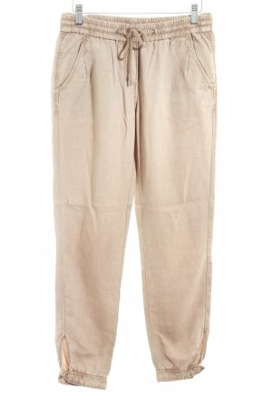 Marc O'Polo Stoffhose apricot Casual-Look