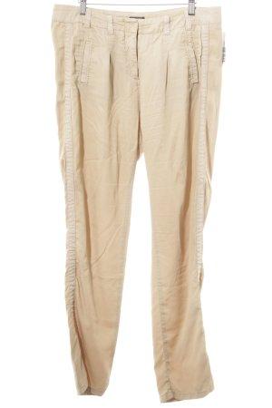 Marc O'Polo Stoffhose beige Casual-Look