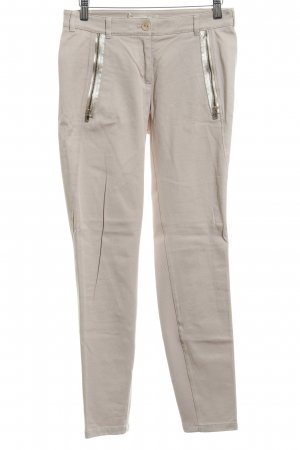 Marc O'Polo Stoffhose beige-rosé Casual-Look