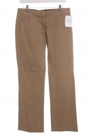 Marc O'Polo Stoffhose camel Casual-Look
