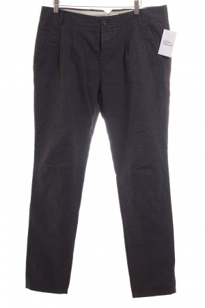 Marc O'Polo Stoffhose grau Casual-Look