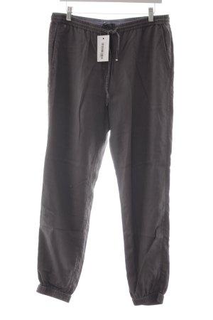 Marc O'Polo Stoffhose grau schlichter Stil