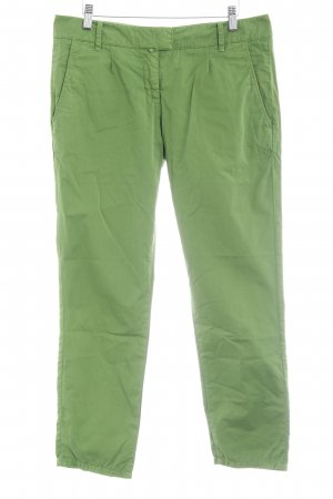 Marc O'Polo Stoffhose grün Hippie-Look