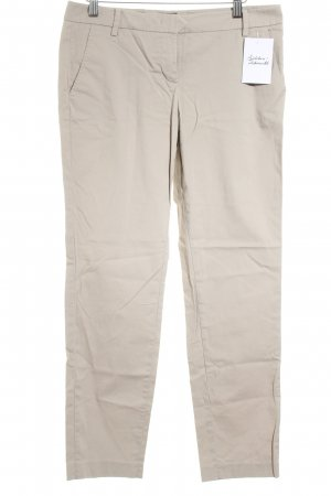 Marc O'Polo Stoffhose hellbeige Casual-Look