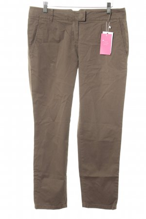 Marc O'Polo Stoffhose ocker Casual-Look