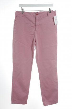 Marc O'Polo Stoffhose rosa Casual-Look