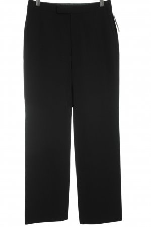 Marc O'Polo Stoffhose schwarz Business-Look