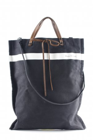 Marc O'Polo Stofftasche mehrfarbig Casual-Look