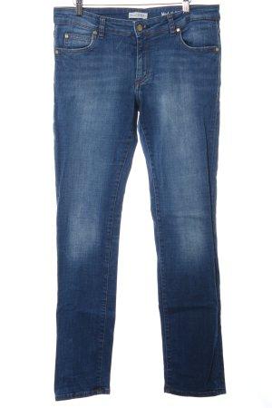 "Marc O'Polo Straight-Leg Jeans ""Alby Straight"" blau"